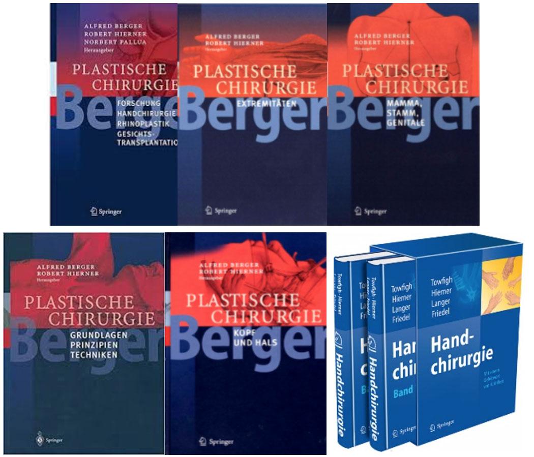 Lektüre von Prof. Dr. Robert Hierner