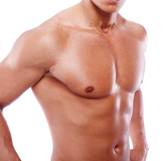 Brust weibliche mann will Weibliche Hormone